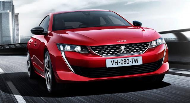 Peugeot, Peugeot 508, PHEV, Reports