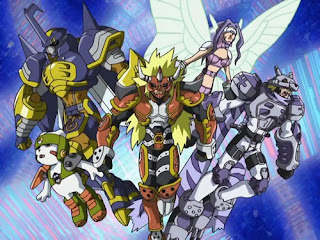 Cuộc phiêu lưu của các con thú Phần 4 -Digimon Frontier - Anime Digimon Frontier VietSub