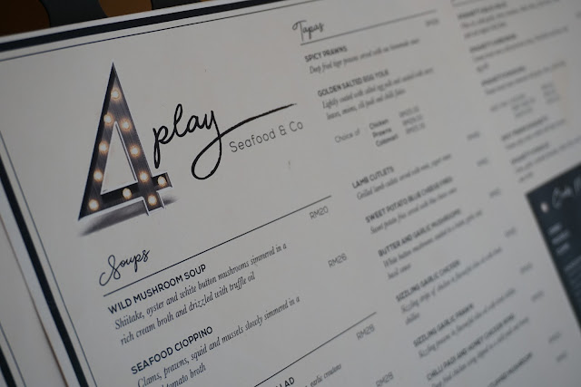 4PLAY SEAFOOD & CO PUBLIKA