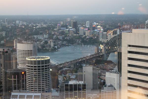 sydney sky tower bar fort - photo#10