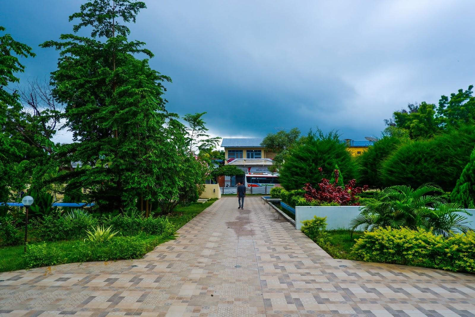 taman monumen tsunami