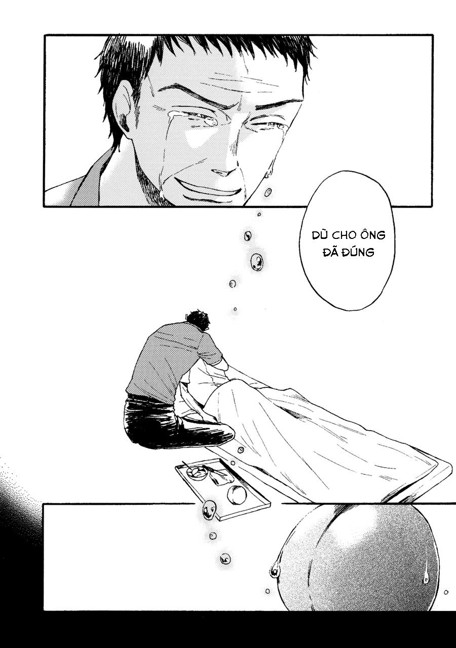 Nhìn lần cuối những kí ức ngày xưa - Tác giả UMEMATSU Machie - Trang 21