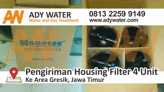 jual housing filter, harga housing filter
