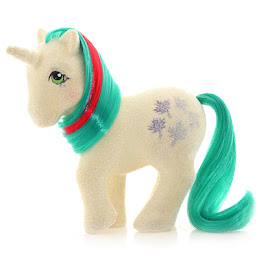 My Little Pony Gusty Year Four So Soft Ponies G1 Pony
