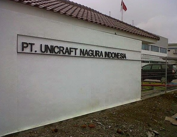 INFO Loker Via Pos Kawasan GIIC | PT.Unicraf Nagura Indonesia