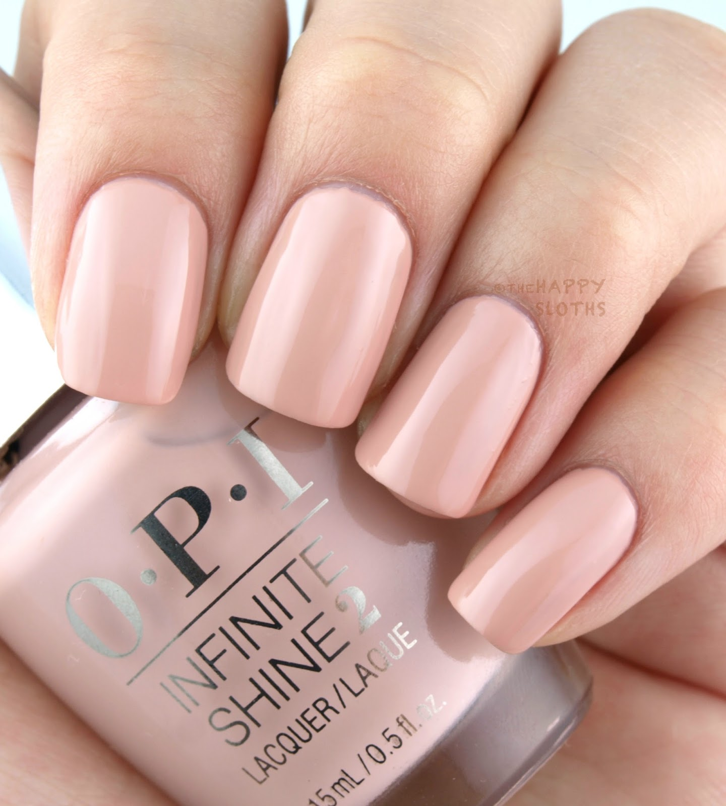 OPI Infinite Shine Spring 2016 Collection: Review and