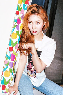 Sunmi Wonder Girls Pholar
