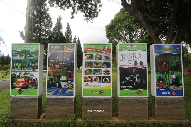 Agrowisata KebunTeh Wonosari
