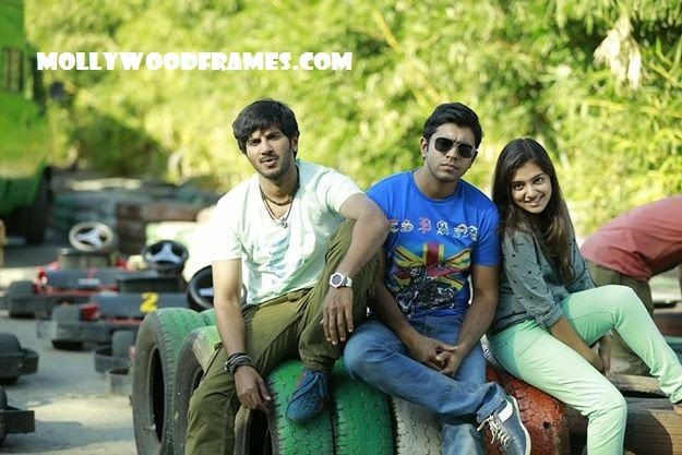 Stills of 'Bangalore Days' Malayalam movie