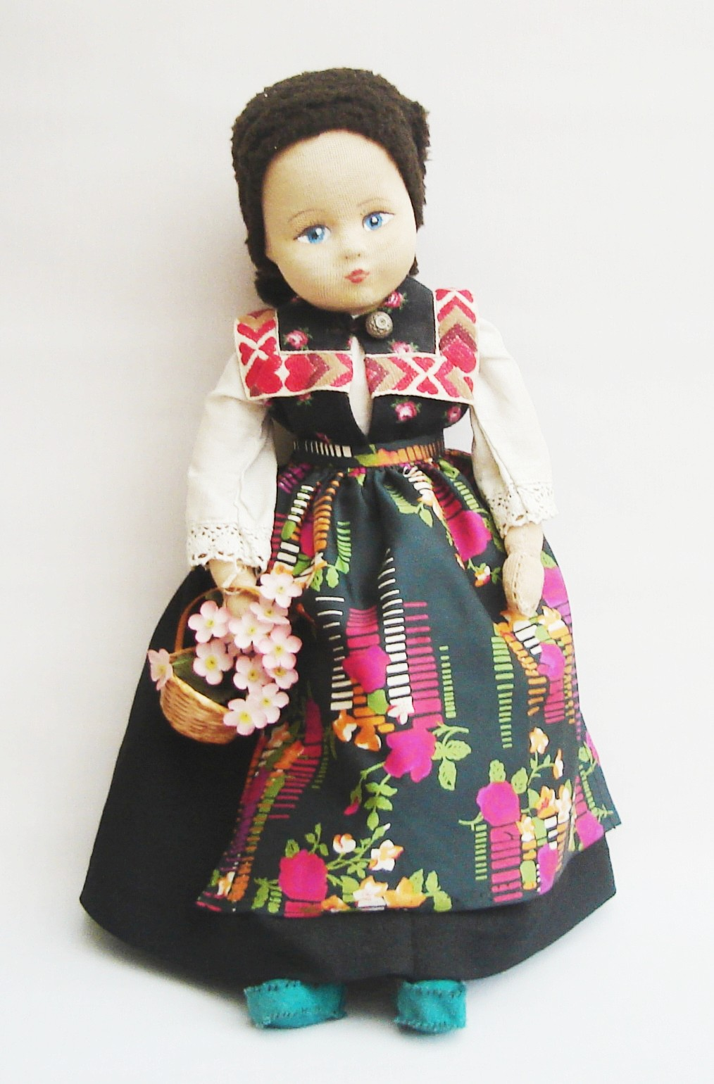 World Costume Dolls: DENMARK DOLLS (and a life-size ...