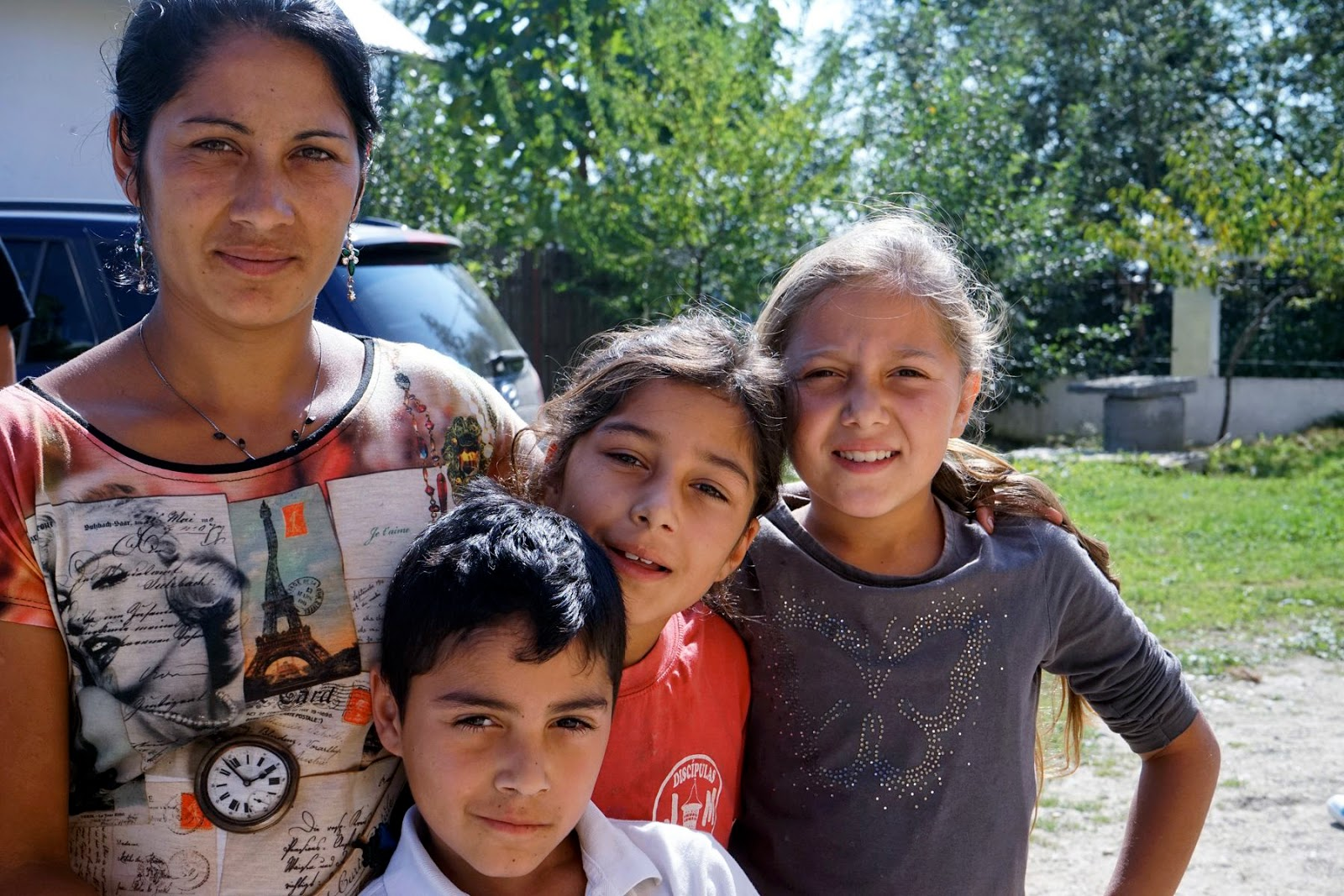 Les Grands Moments The International Romani Day