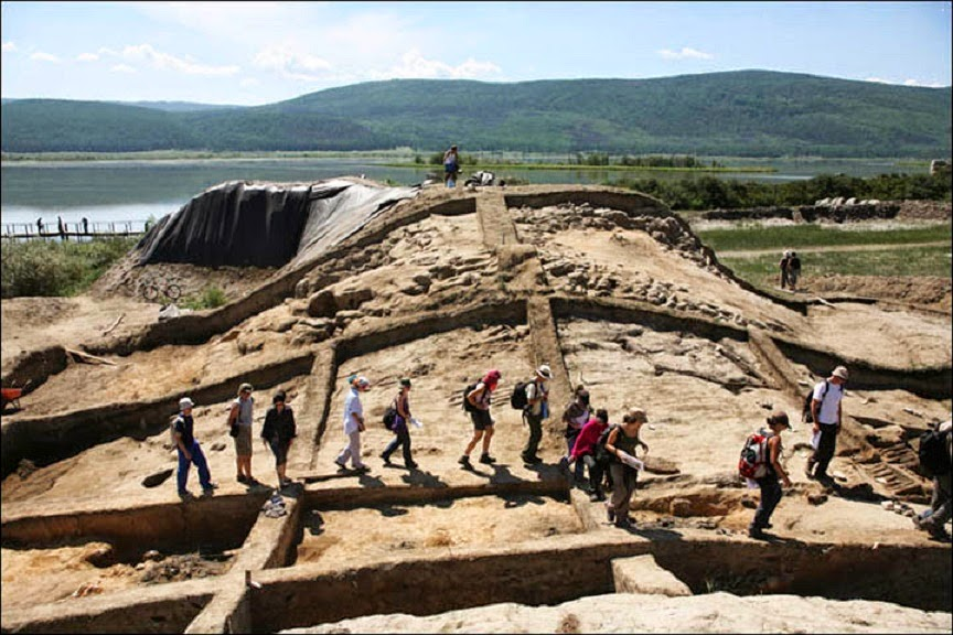 Who built this Siberian summer palace... and why?