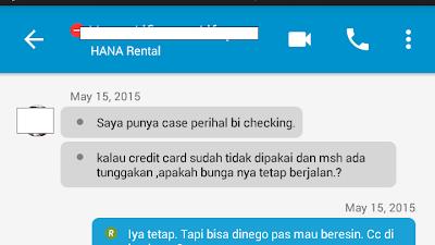 BII - Debt Collector Tilep Setoran?