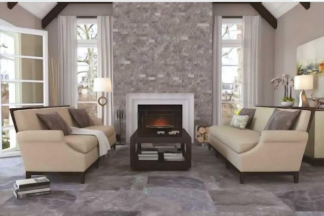 Marmer Floor tiles