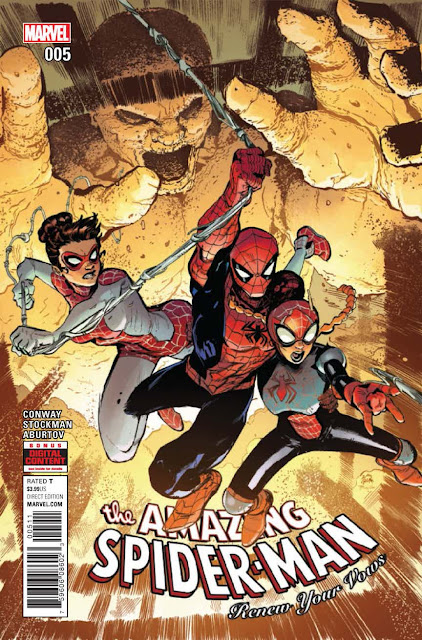 AMAZING SPIDER-MAN: RENEW YOUR VOWS 5