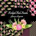 Kit digital Floral Amanda  gratis