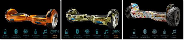 Hoverboard-ul, noul transportor urban