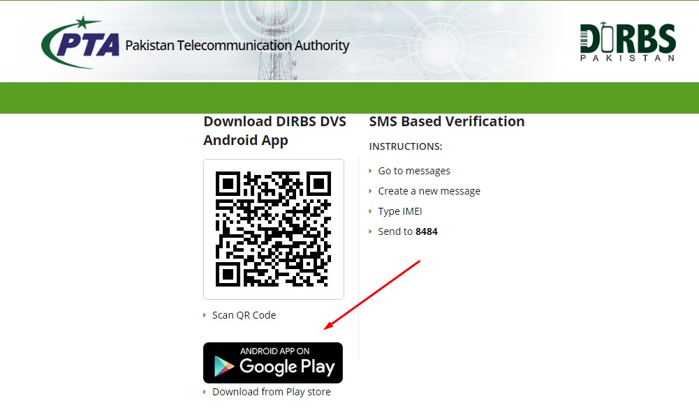 Easy Way to Check, Registration your Mobile Devices with PTA
