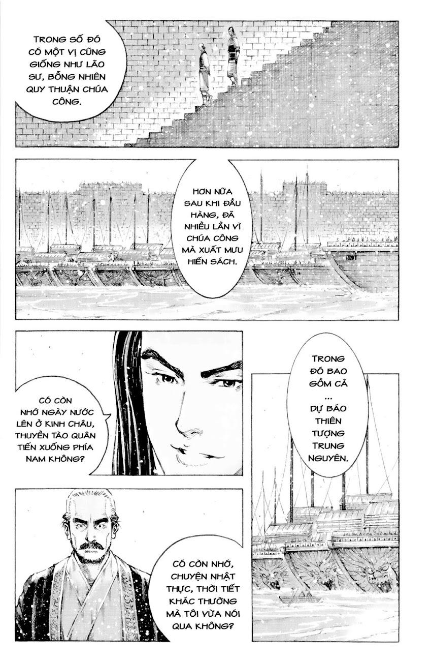 Hỏa phụng liêu nguyên Chương 411: Sơn hậu hữu sơn [Remake] trang 18