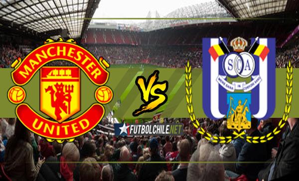 Ver stream hd youtube facebook movil android ios iphone table ipad windows mac linux resultado en vivo, online: Manchester United vs Anderlecht