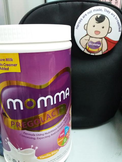 Milk Booster & Susu Untuk Ibu Mengandung