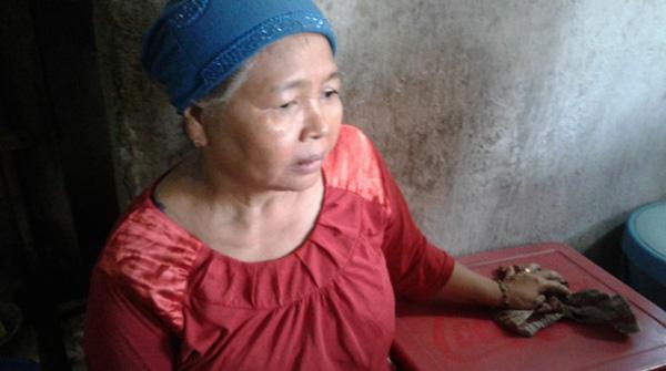 Presiden Jokowi Ikut Sumbang Bagi Pemilik Warteg Ibu Saeni 53 Tahun di Serang Banten Yang Terkena Razia Satpol PP