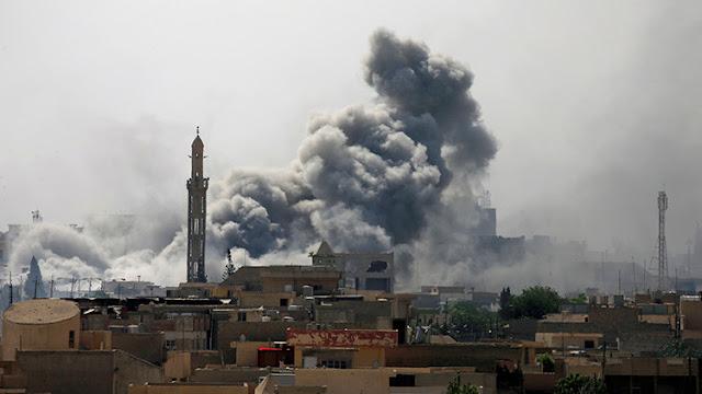 Revelado: Bombardeo de la coalición internacional dejó más de 100 civiles muertos en marzo en Mosul