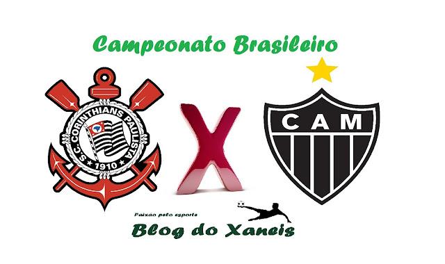 Ouça aqui o jogo entre Corinthians e Atlético ao vivo