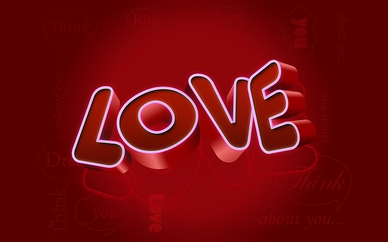 Love Words Wallpapers - Wallpapers
