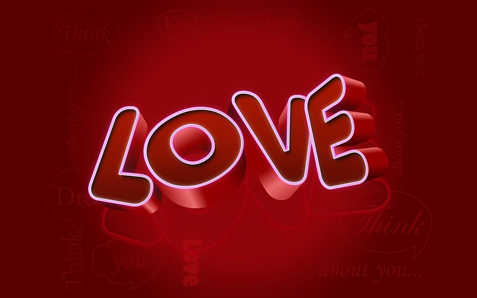 Love Words Wallpapers - Wallpapers