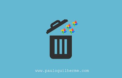 Como esvaziar a Lixeira do Google Fotos - Paulo Guilherme
