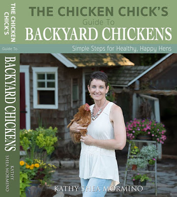 Click HERE to order my book, The Chicken Chick's Guide to Backyard Chickens!