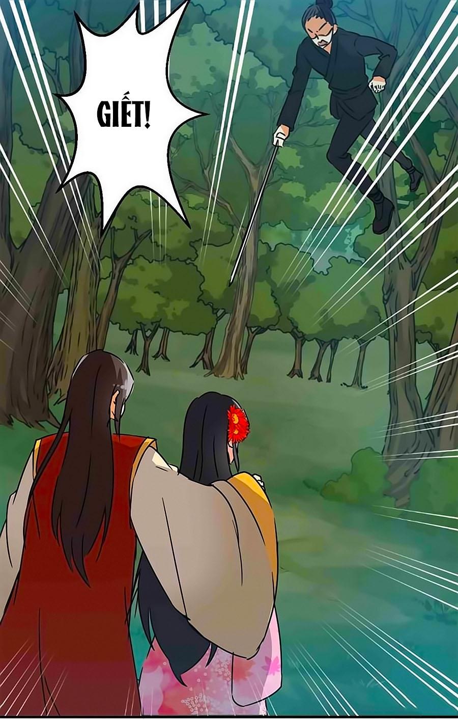Vương Gia ! Ngươi Thật Bỉ Ổi ! chap 114 - Trang 13