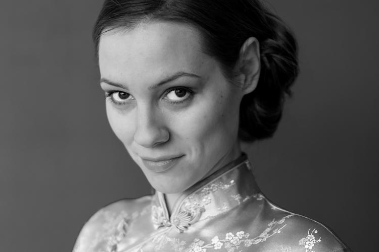 Agnieszka Sajdak-Nowicka strój city wyjściowy