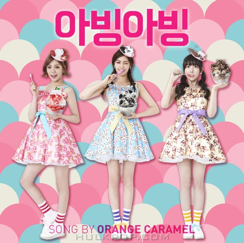 Orange Caramel – Abing abing – Single (ITUNES PLUS AAC M4A)