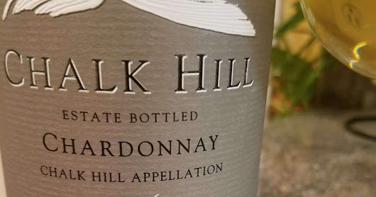 The Chardonnay that Leverages the Chalk Hill AVA and Estate