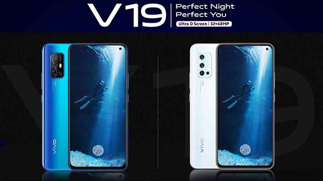 Peluncuran Vivo V19 ! Bagaimana Spesifikasinya dan Harganya?
