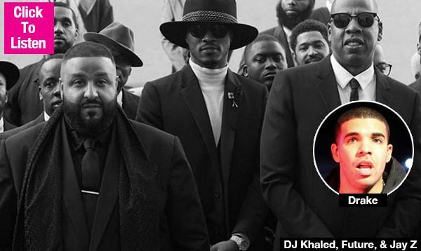 Jay Z Dissing Drake On Epic New DJ Khaled Track 'I Got The Keys'?