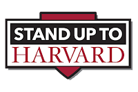 stand up to harvard logo