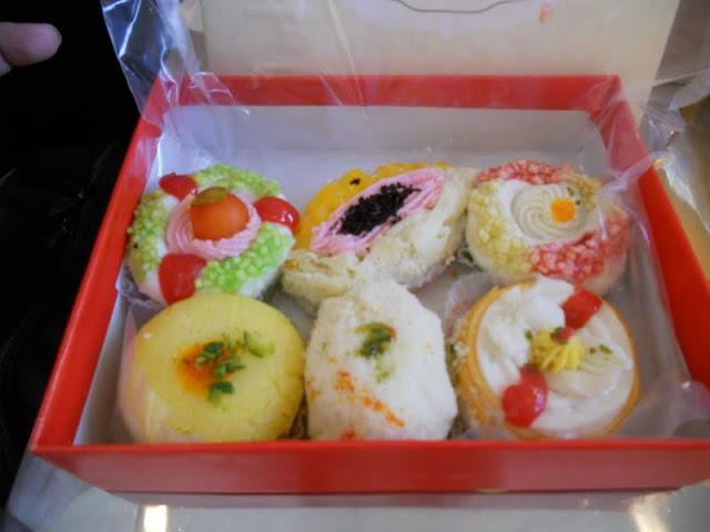 What to eat in Delhi: Haldiram sweets