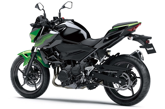 All New Kawasaki Z250 2019 galeri