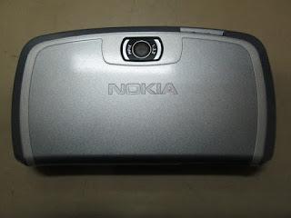 Nokia 7710 Rusak Buat Kanibalan