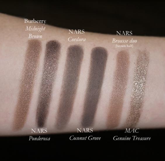 Single Eyeshadow by NARS #12