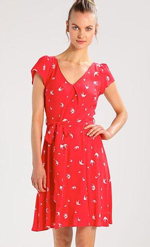 vestido estampado Dorothy Perkins Zalando