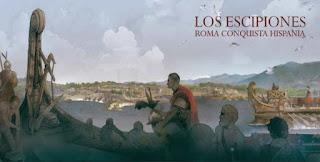 Escipiones en Hispania