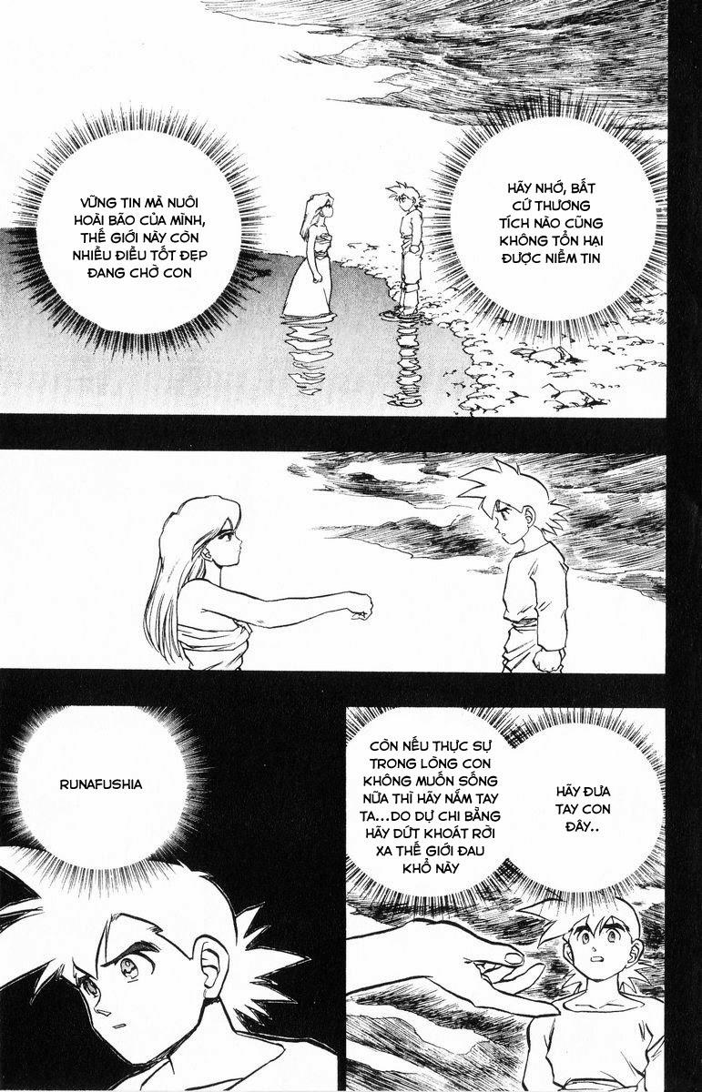 Dragon Quest: Emblem of Roto chap 38 trang 28
