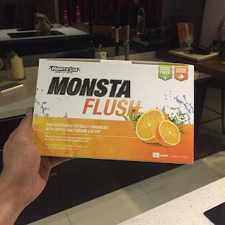 MONSTA FLUSH