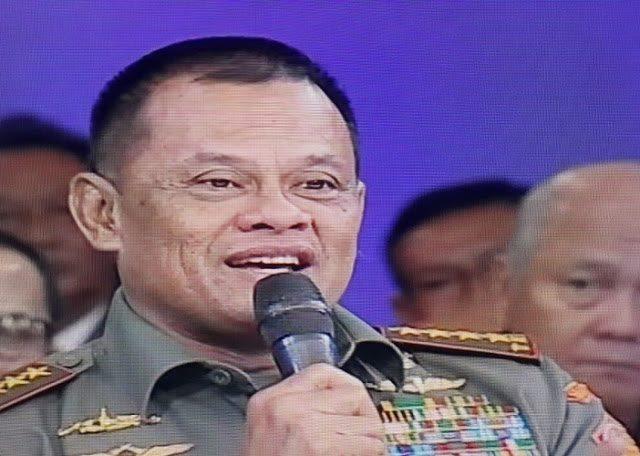 Panglima TNI Sebut Demo 411 Sebagai Aksi Yang Sangat Indah, Ini Buktinya