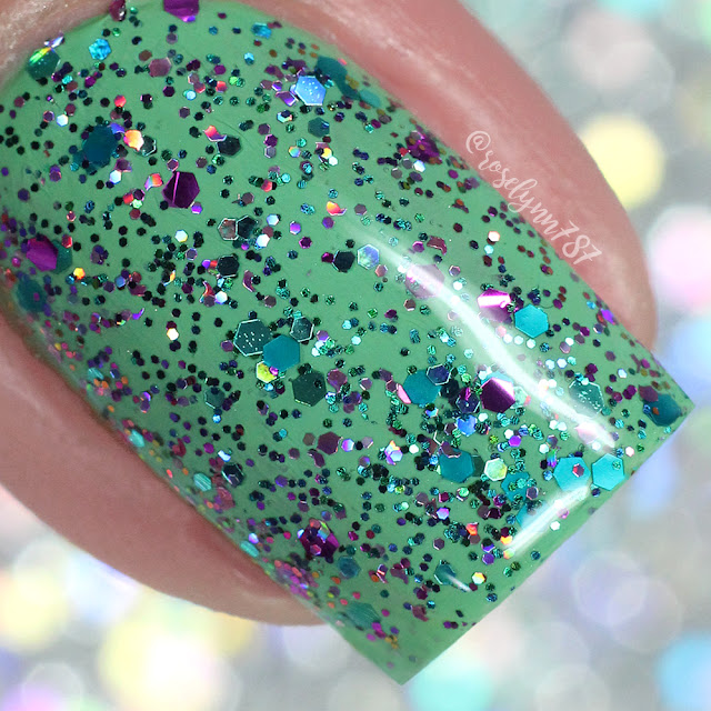 Noodles Nail Polish - Mermaid Kisses