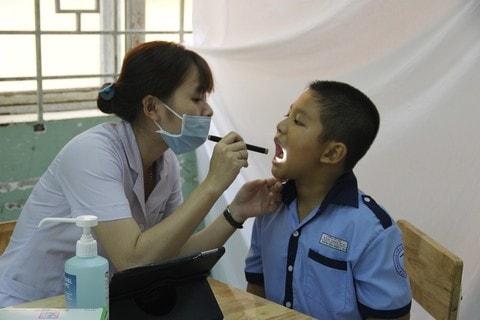 Bệnh án điện tử quản lý sức khỏe cho học sinh tiểu học ở TP.HCM